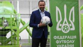 Павелко: Всі чотири удари Словаччини, які летіли в рамку воріт Бойка, завершились голами