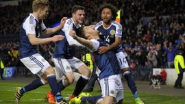 Ліга націй: Литва програла Румунії та вилетіла у дивізіон D, Шотландія розтрощила Албанію