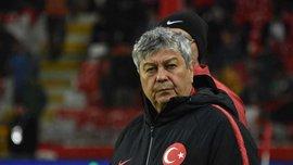 Луческу спробував пояснити, чому Туреччина вилетіла з дивізіону В Ліги націй