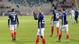 Албания – Шотландия – 0:4 – видео голов и обзор матча