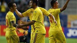 Румыния – Литва – 3:0 – видео голов и обзор матча