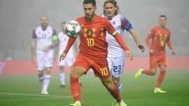 """Азар рассказал, кто заслуживает получить """"Золотой мяч"""" больше, чем Модрич, – это не Роналду"""