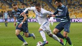 Динамо благодаря голу и ассисту Буэно в товарищеском матче обыграло Олимпик