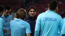 Даліч: Хорватія – друга збірна у світі, гравці повинні цим пишатись