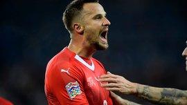 Сеферович в матче против Бельгии повторил достижение Беланова 30-летней давности