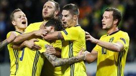 Швеція – Росія – 2:0 – відео голів та огляд матчу