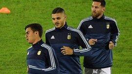 Дибала: Игроки сборной Аргентины хотят, чтобы Месси вернулся в команду