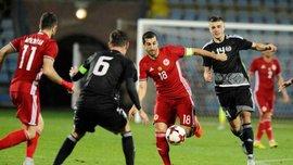 Ліга націй: Македонія розгромила Гібралтар, Ліхтенштейн зіграв внічию з Вірменією