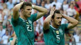 Німеччина побила 40-річний антирекорд