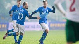 Болгарія – Словенія – 1:1 – відео голів та огляд матчу