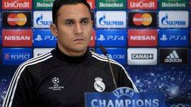 Реал хочет продлить контракт с Навасом