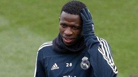Винисус: Я сам попросил, чтобы мне дали возможность играть за вторую команду Реала