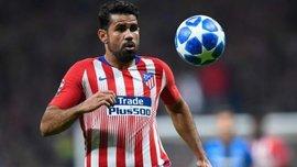 Атлетико – Барселона: Диего Коста и еще 2 игрока мадридцев начали тренировки в общей группе