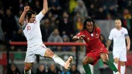 Португалия – Польша – 1:1 – видео голов и обзор матча