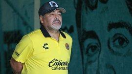 Марадона розкритикував Скалоні: Він зможе вивести Аргентину тільки на чемпіонат світу з мотогонок