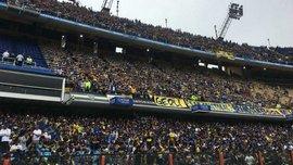Фанати Бока Хуніорс влаштували землетрус на тренуванні команди перед фіналом Кубка Лібертадорес – божевілля дня