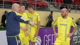 Демьяненко: В этом году сборная ветеранов Украины сыграла немало матчей с военными