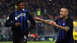Інтер розтрощив Фрозіноне: 13-й тур Серії А, матчі суботи