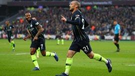 Манчестер Сіті розгромив Вест Хем, Ліверпуль в меншості розтрощив Уотфорд: 13-й тур АПЛ, матчі суботи