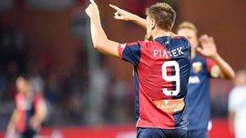 Дерби между Дженоа и Сампдорией завершилось вничью, Пйонтек забил 10-й гол: 13-й тур Серии А, матчи воскресенья