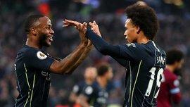 Манчестер Сити победил в столице 6 раз подряд и повторил полувековой рекорд