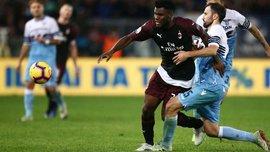Лацио – Милан – 1:1 – видео голов и обзор матча