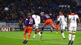 Лион – Манчестер Сити – 2:2 – видео голов и обзор матча