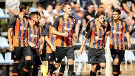 Хоффенхайм U-19 – Шахтер U-19 – прямая видеотрансляция матча Юношеской лиги УЕФА