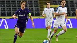 Динамо U-19 – Андерлехт U-19 – онлайн відеотрансляція матчу Юнацької ліги УЄФА