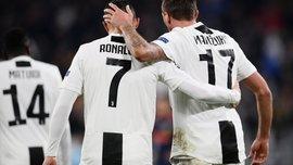 Ліга чемпіонів: Ювентус та Манчестер Юнайтед гарантували собі плей-офф Ліги чемпіонів, Валенсія зіграє в Лізі Європи