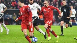 Бавария – Бенфика – 5:1 – видео голов и обзор матча