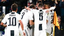 Ювентус – Валенсия – 1:0 – видео гола и обзор матча