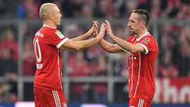Рібері та Роббен покинуть Баварію влітку