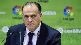 Ла Лига подаст в суд на Федерацию футбола Испании из-за отказа проводить матчи чемпионата в США