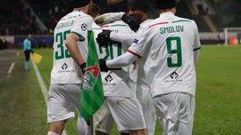 Локомотив переміг Галатасарай та набрав перші очки у Лізі чемпіонів