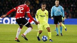 Ліга чемпіонів: Барселона гарантувала собі перше місце у групі, Тоттенхем врятував інтригу, дотиснувши Інтер