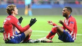 Атлетико – Монако – 2:0 – видео голов и обзор матча