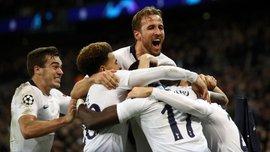 Тоттенхем – Інтер – 1:0 – відео гола та огляд матчу