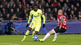 ПСВ – Барселона – 1:2 – видео голов и обзор матча