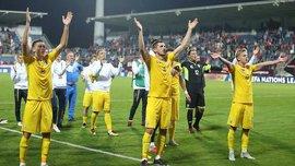 Україна втратила позиції в оновленому рейтингу ФІФА