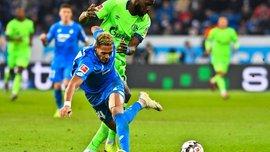 Хоффенхайм – Шальке – 1:1 – видео голов и обзор матча