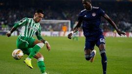 Бетис – Олимпиакос – 1:0 – видео гола и обзор матча