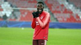 Барселона знову втратила Умтіті – захисник пройде курс реабілітації в Катарі
