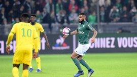Сент-Етьєн розгромив Нант в дебютному матчі 15-го туру чемпіонату Франції