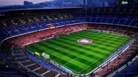 Барселона планує продати назву стадіону Камп Ноу фармацевтичній компанії