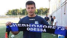 Нападник Чорноморця Коваль: У матчі з Динамо спробуємо показати зуби і відберемо очки у киян