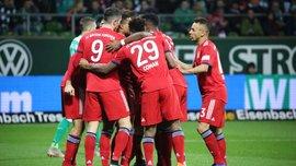 Бавария победила Вердер, Штутгарт покинул зону вылета: 13-й тур Бундеслиги, матчи субботы