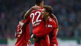 Вердер – Баварія – 1:2 – відео голів та огляд матчу