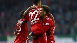 Вердер – Бавария – 1:2 – видео голов и обзор матча