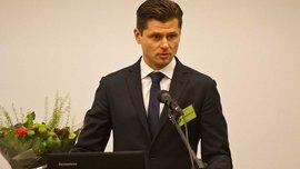 """""""Україна – сильна збірна"""", – президент Литовської футбольної федерації"""